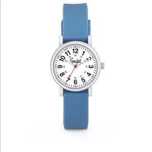 Speidel Scrub watch in blue